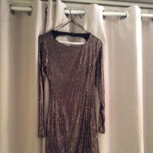 Guess Metallic Dress